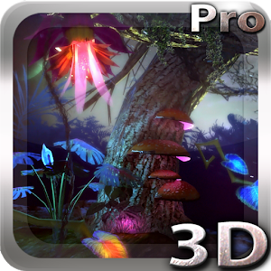 Alien Jungle 3D Live Wallpaper Giveaway