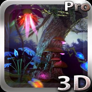 Alien Jungle 3D Live Wallpaper Giveaway