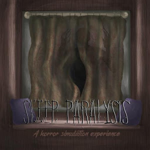 Sleep Paralysis Giveaway