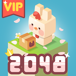 [VIP] 2048 Bunny Maker - bunny city building Giveaway