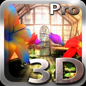 Magic Greenhouse 3D Pro lwp Giveaway