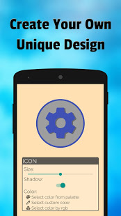 Giveaway Androide du jour - Iconic: logo maker, icon