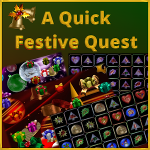 A Quick Festive Quest Giveaway