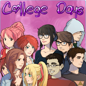 College Days - Choices Visual Novel Giveaway