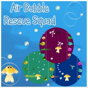 Air Bubble Rescue Squad Giveaway
