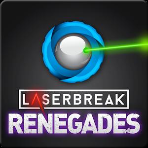 LASERBREAK Renegades Giveaway