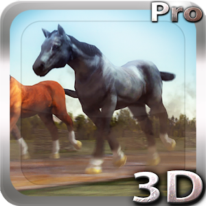 Horses 3D Live Wallpaper Giveaway