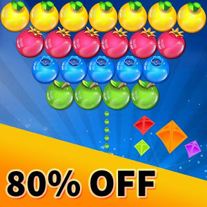 Fruit Bubble Shooter 2019 Giveaway