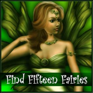 Find Fifteen Fairies Giveaway