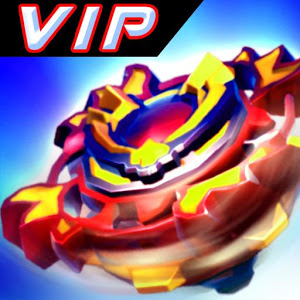 Super God Blade VIP : Spin the Ultimate Top! Giveaway