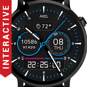 Axel Watch Face Giveaway