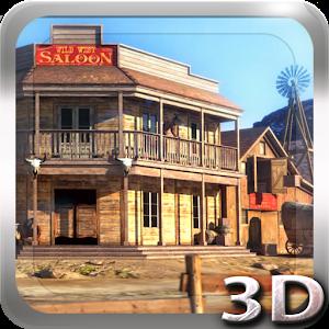 Wild West 3D Live Wallpaper Giveaway