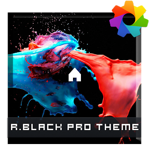 Black Xz Theme For Xperia Giveaway