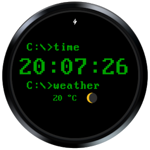 DOS Watch Face Giveaway