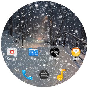 Snow over all apps Giveaway