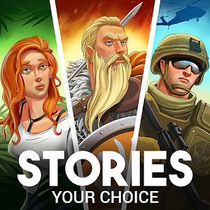 Stories: Your Choice (ticket pack bonus) Giveaway