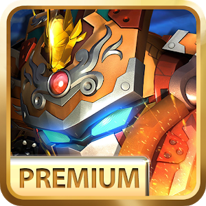 Superhero Fruit Premium: Robot Wars Future Battles Giveaway