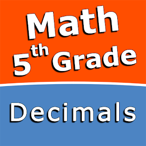 Decimals - Fifth grade Math skills Giveaway