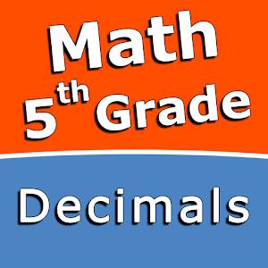 Decimals - Fifth grade Math skills Giveaway