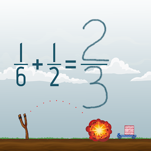 Adding Fractions Math Game Giveaway