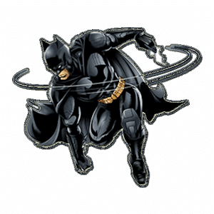 Trendy Batman Stickers (WAStickerApps) Giveaway