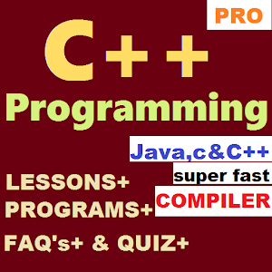 Learn C++ Programming [Compiler pro] Giveaway