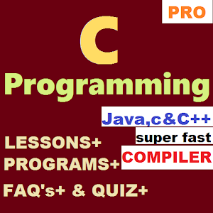Learn C Programming [Compiler Pro] Giveaway