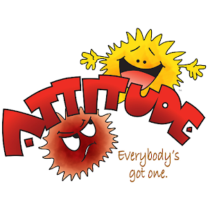 ATTITUDE - Everybody's got one Giveaway