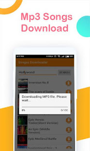 Giveaway Androide du jour - Free Music Downloader - Mp3
