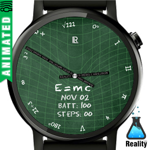 Relativity Theory - Watch Face Giveaway