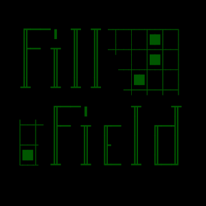 FillField Giveaway