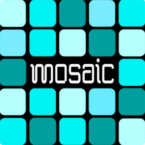 Android Giveaway of the Day - Mosaic Cyan EMUI 5/8/9 Theme