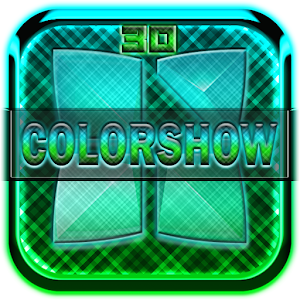 NEXT LAUNCHER THEME COLORSHOW Giveaway