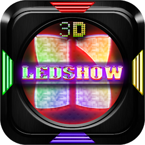 Next Launcher 3D Theme LedShow Giveaway