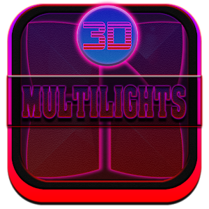 Next Launcher Theme Multilight Giveaway