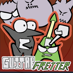 Guitar Fretter Giveaway