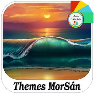 Sunset Colors : Xperia Theme Giveaway