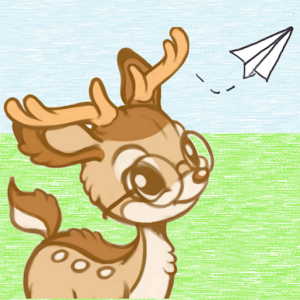 Little Deer Engineer and the Paper Airplane Giveaway