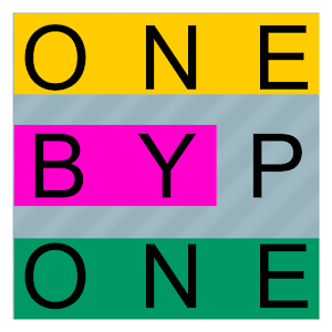 One By One - Multilingual Word Search Giveaway