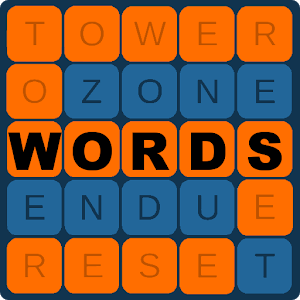 Five Words - A Word Matrix Puzzle Game Giveaway