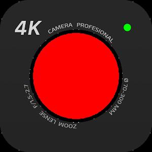 4K Camera - Filmmaker Pro Camera Movie Recorder Giveaway