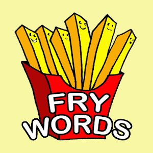 Fry Words Giveaway
