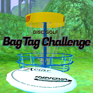 Disc Golf Bag Tag Challenge Giveaway