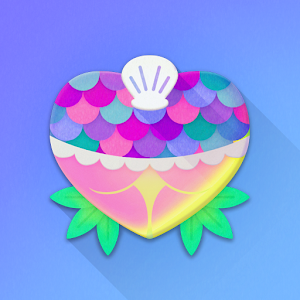 Mermaid - Free Icon Pack Giveaway