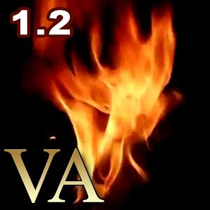VA Fire Magic Wallpaper Giveaway