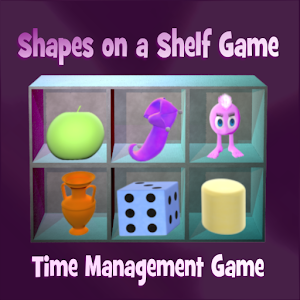 Shapes on a Shelf Game Giveaway