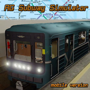 AG Subway Simulator Mobile Giveaway