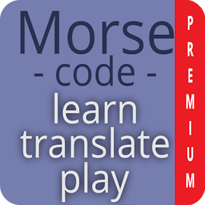 Morse code - learn and play - Premium Giveaway