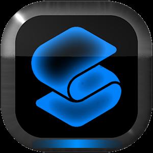 NEON BLUE Smart Launcher Theme Giveaway
