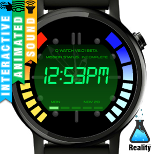 Secret Mission - Watch Face Giveaway